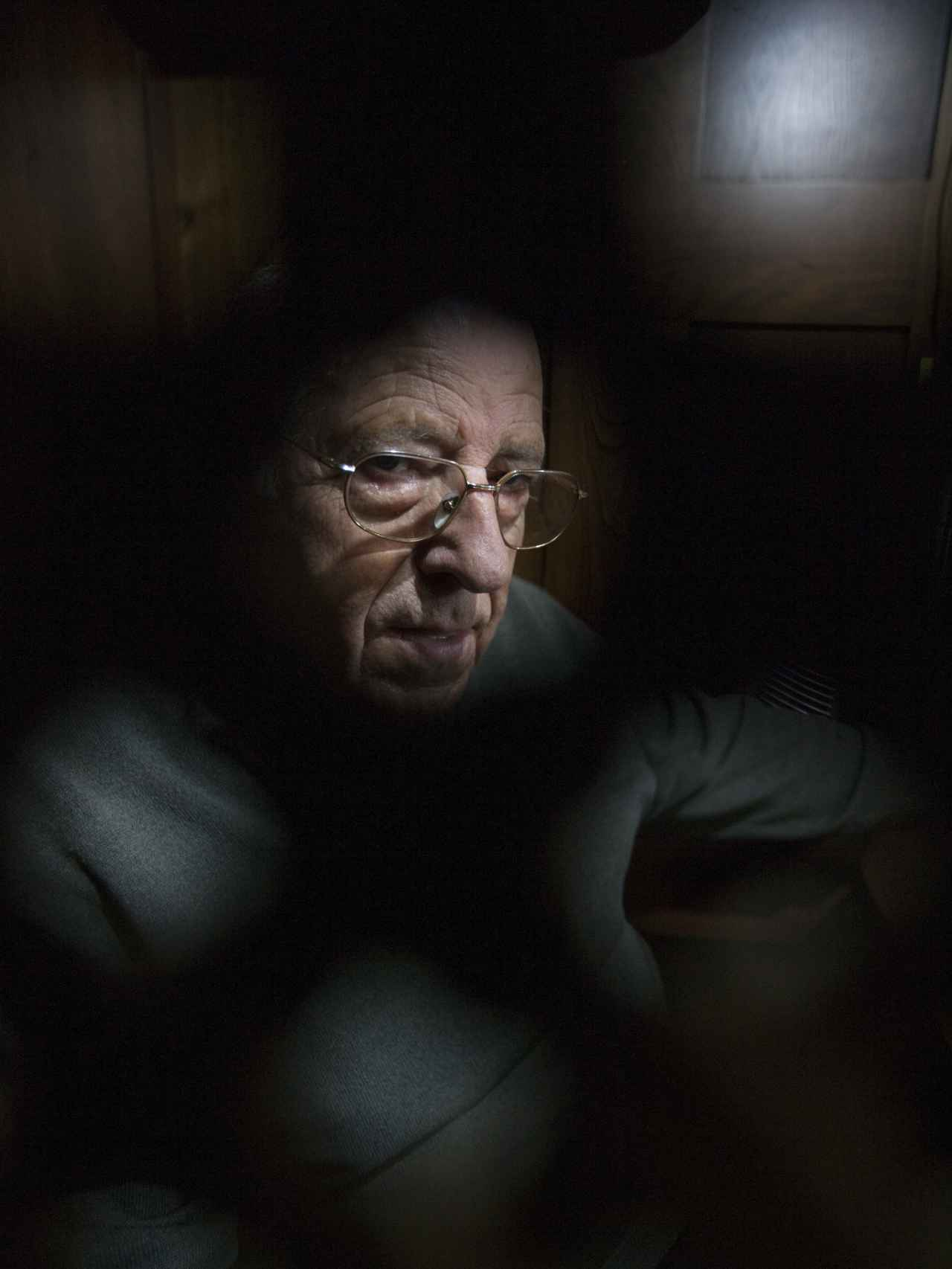 José Luis Portela tiene 74 años y lleva 15 ejerciendo como exorcista.