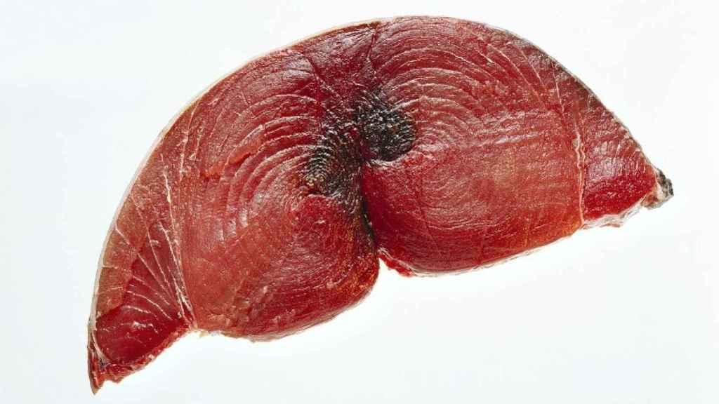 Un rico filete de atún, si no está contaminado con histaminas.