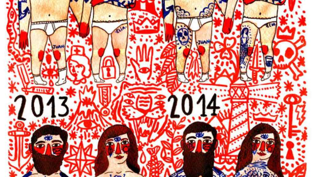 Ilustración de Ricardo Cavolo.