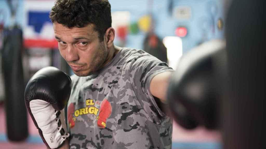 Pablo Nascués posa para EL ESPAÑOL.