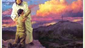 Los cristianos buscan el perdón, y los ateos también, desde el día que nacen.