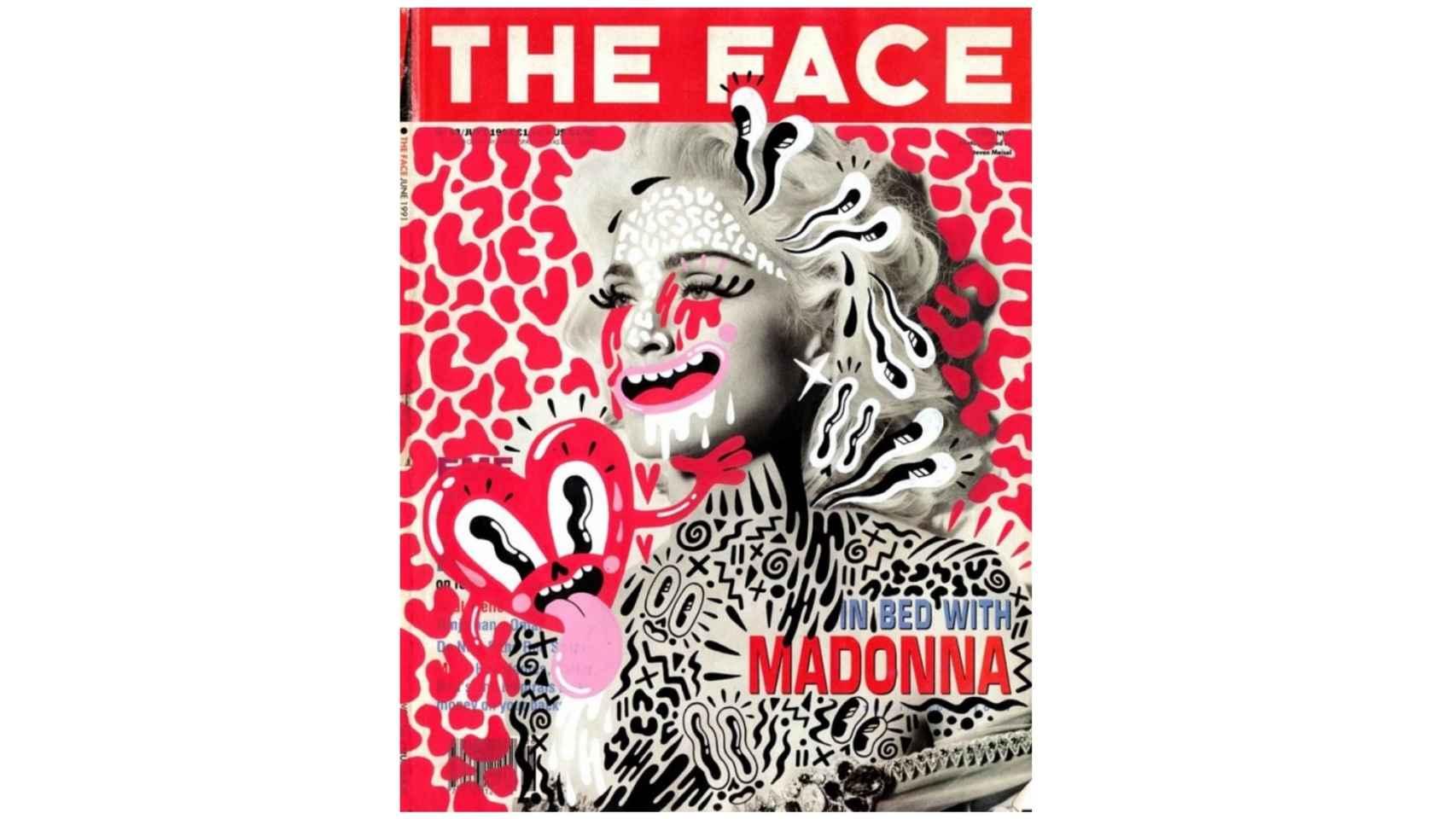 Madonna para The Face Magazine (junio 1991).