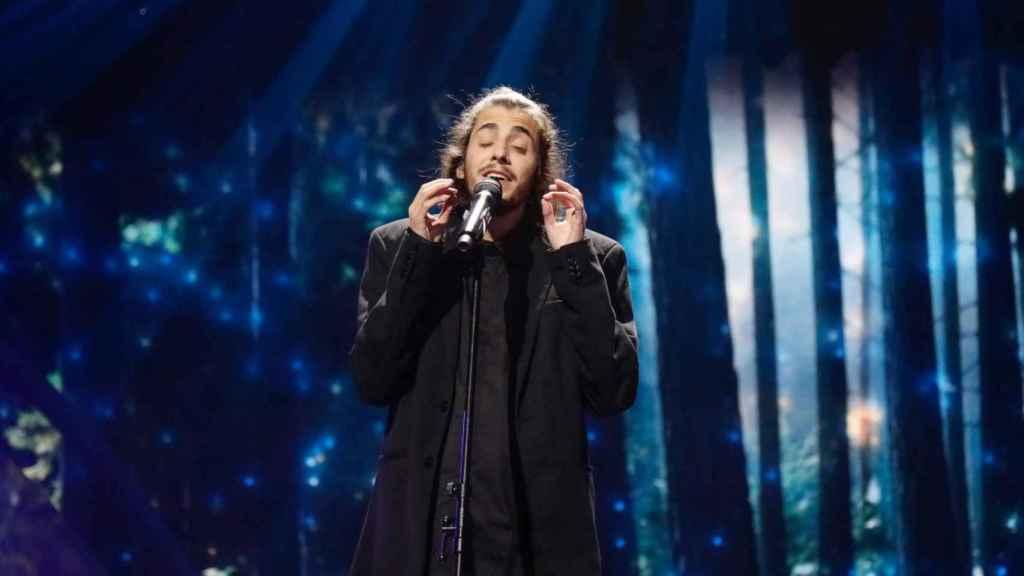 Salvador Sobral, el representante portugués en Eurovisión.