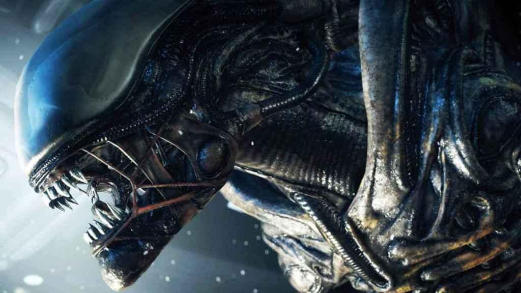 Alien, la criatura más temible del cine.
