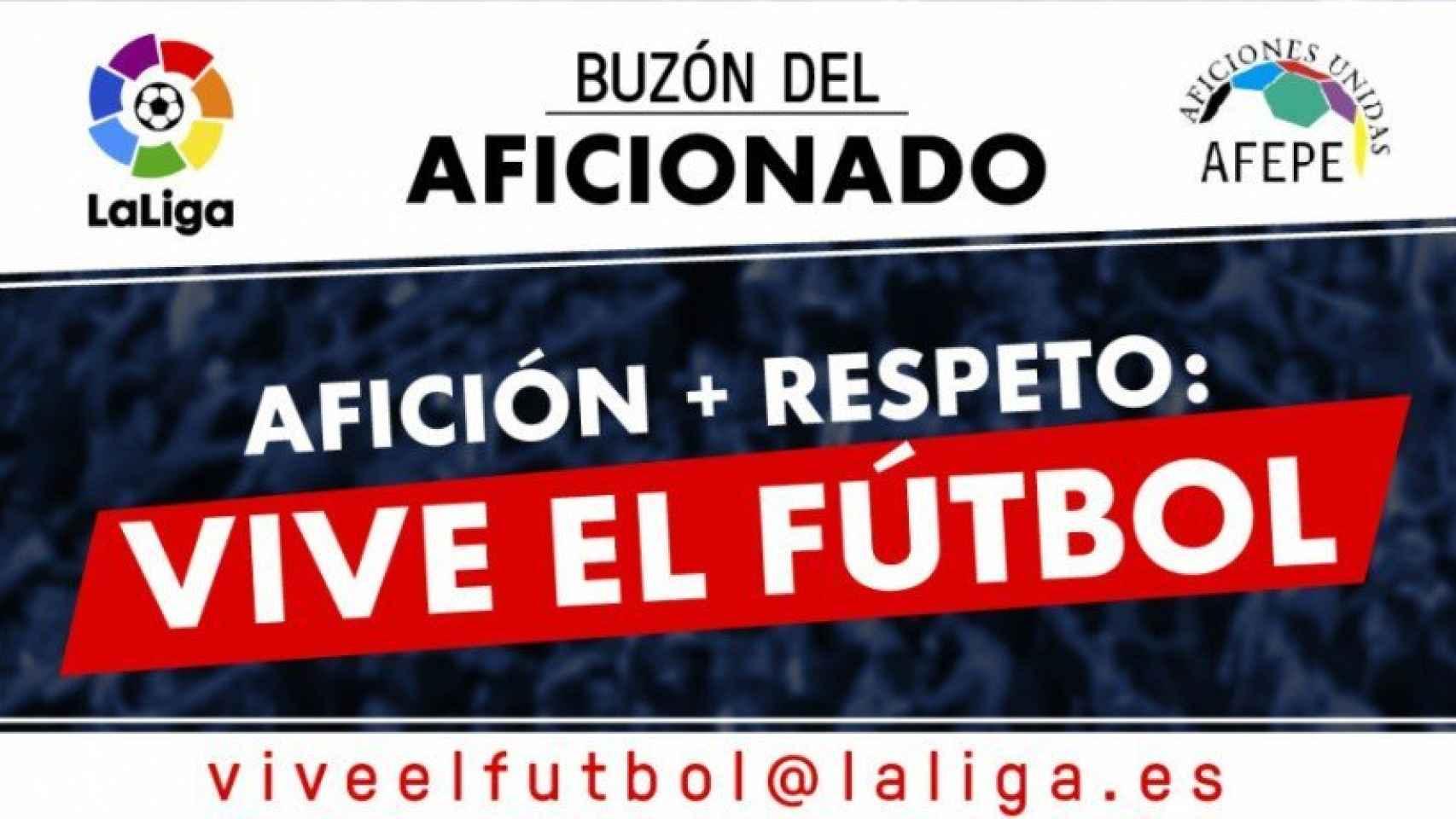 La Liga pide respeto   Foto: laliga.es