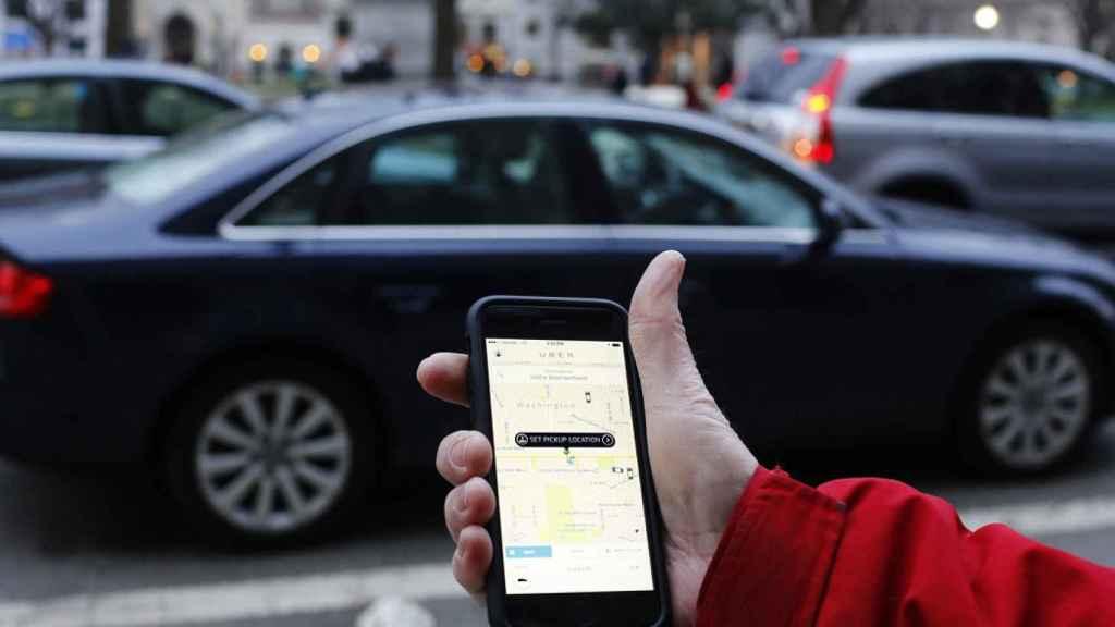 Uber quiere ganar más cuota de mercado en Madrid.
