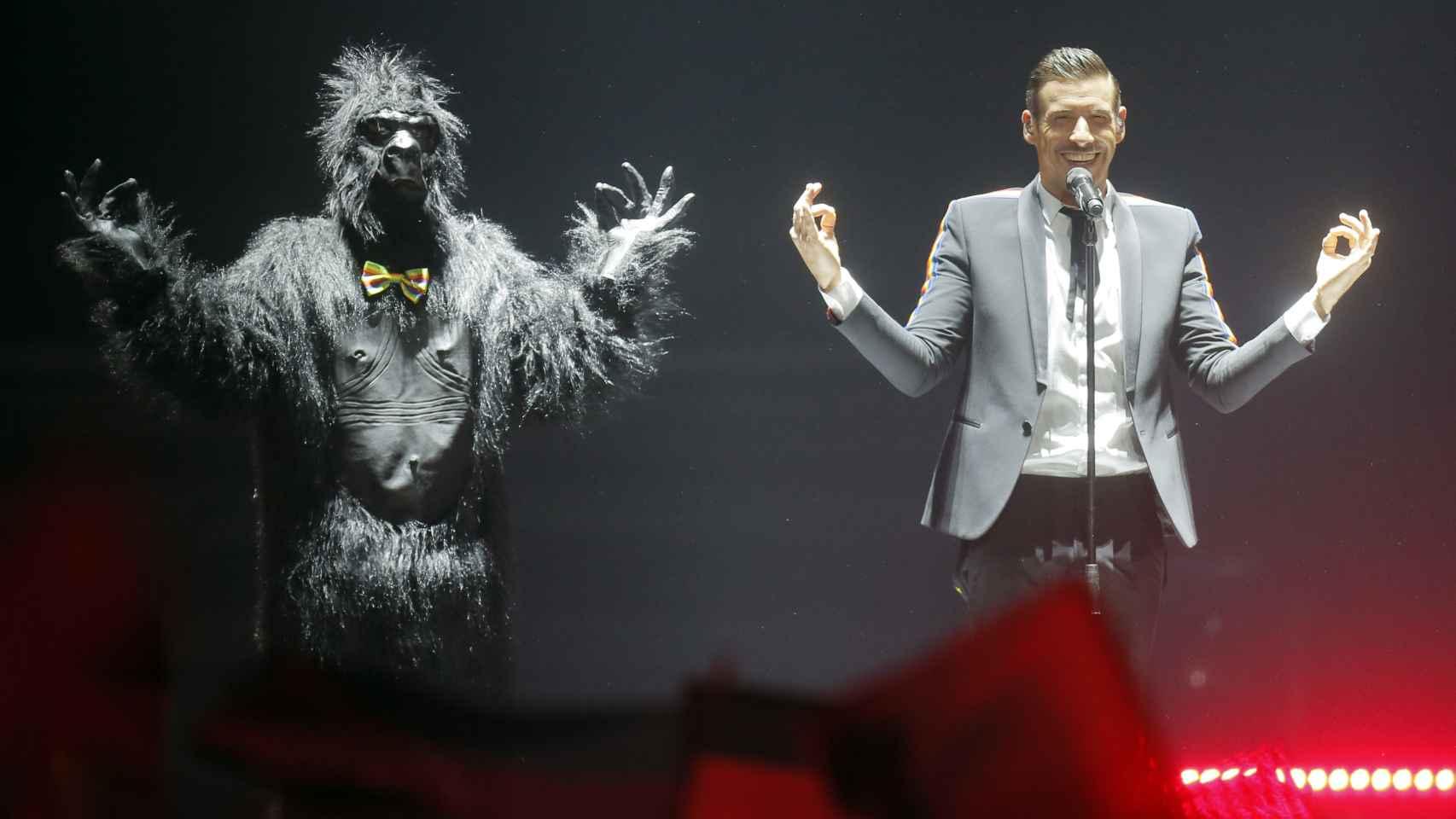 Las mejores imágenes del Festival de Eurovisión