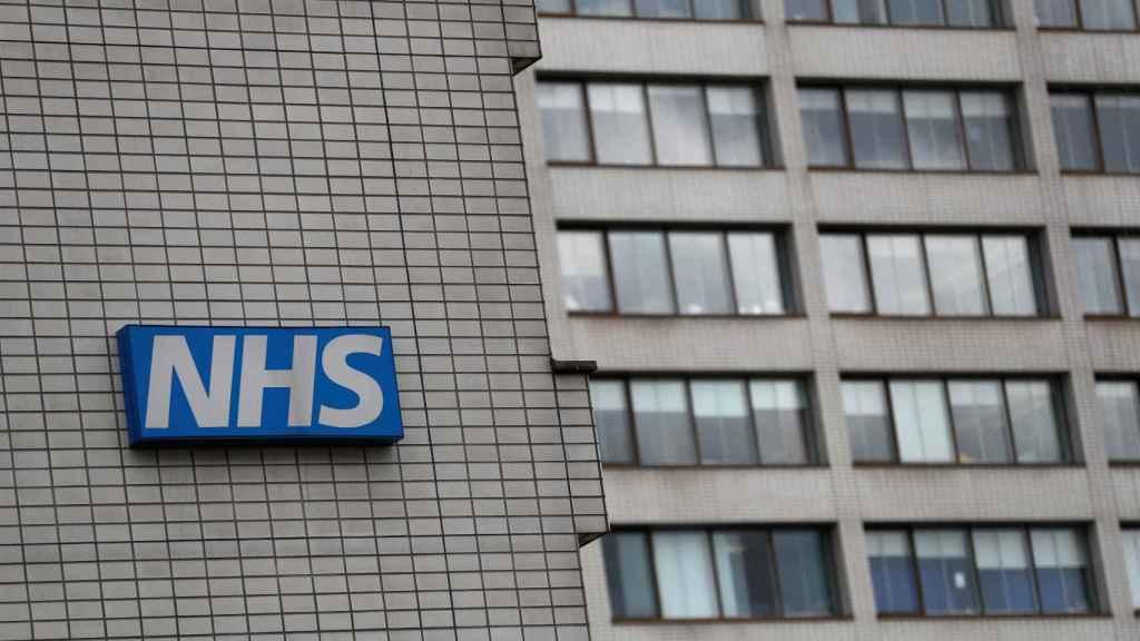 Un centro de salud del NHS en el centro de Londres.