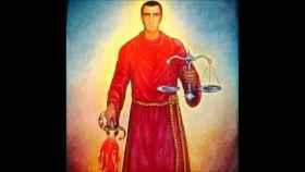 El Príncipe Gurdjieff utiliza este avatar, con una balanza de la Justicia y una espada flamígera, para representarse en Internet.