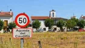 Durante más de sesenta años el pueblo se ha llamado Águeda del Caudillo.