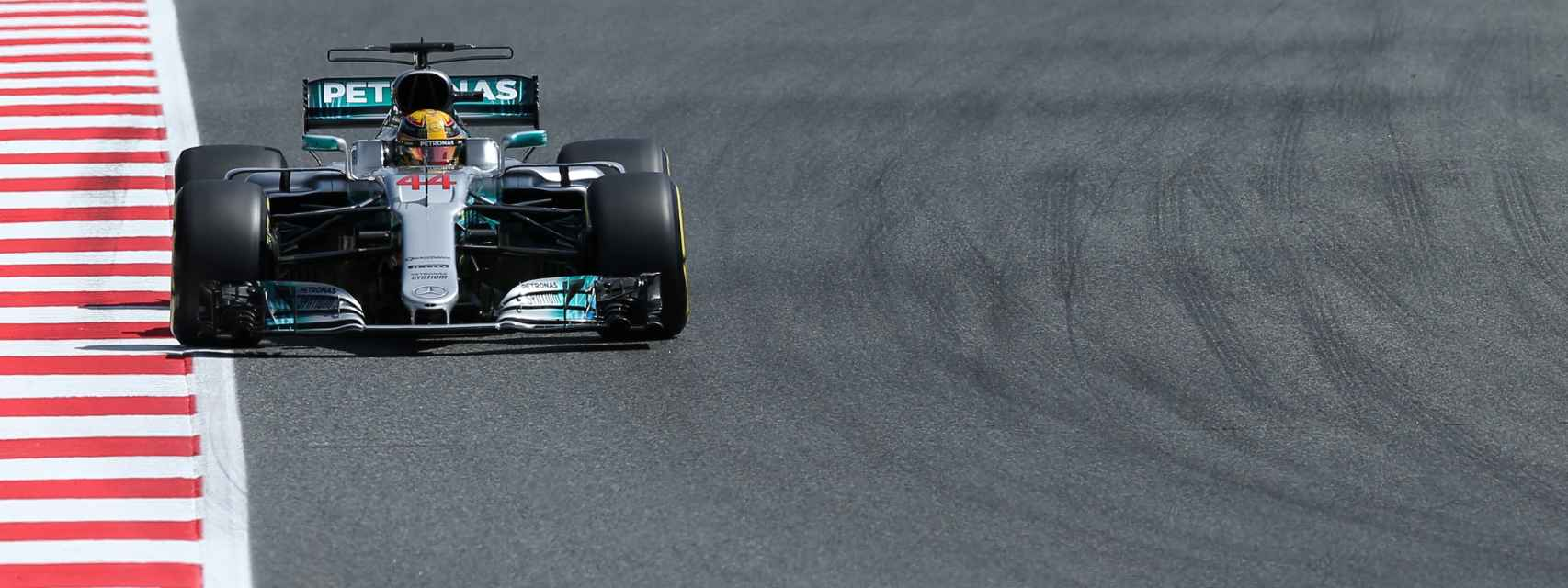 Gran Premio de España de F1, en directo