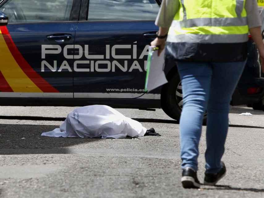 Alguien disparó al Niño Sáez en el distrito madrileño de Latina.