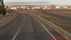 carretera santander palencia accidente 1