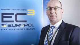 El jefe del Centro Europeo de Ciberdelincuencia, Steven Wilson