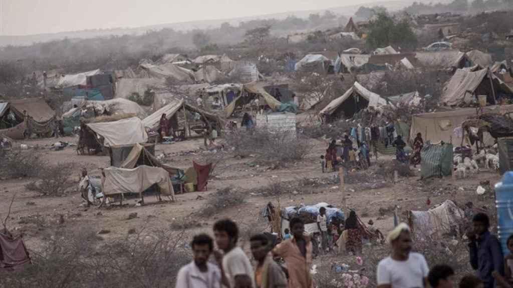 El país atraviesa una crisis humanitaria sin precedentes