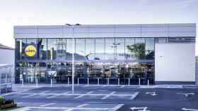Un supermercado Lidl en una imagen de archivo.