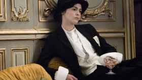 Audrey Tatou en una escena de la película Coco antes de Chanel, (2009).