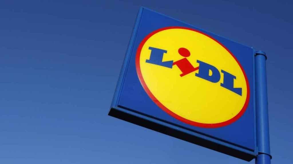 El logo de Lidl en una imagen de archivo.