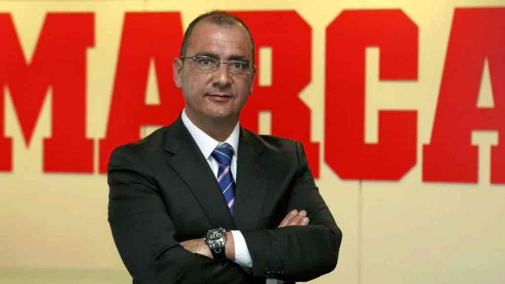 Juan Ignacio Gallardo, director del diario Marca