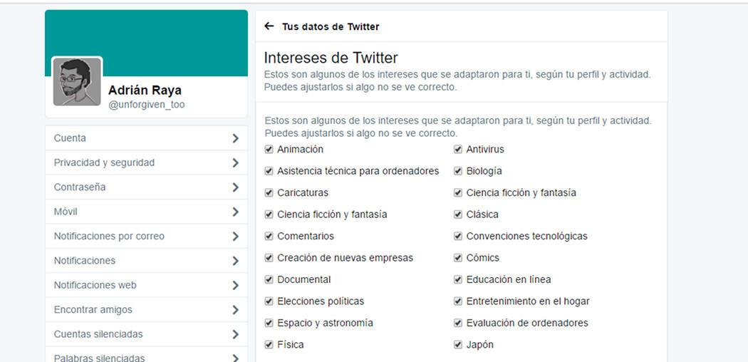 twitter intereses 1