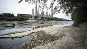 La sequía de 2016, culpable de que el Ebro o el Duero estén hoy bajo mínimos