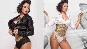 Las fotos desnuda de Rosa López que encendieron a Bertín Osborne