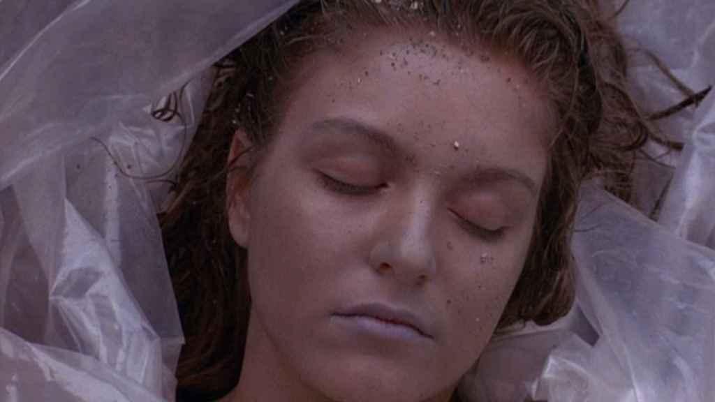 Laura Palmer, centro de Twin Peaks.