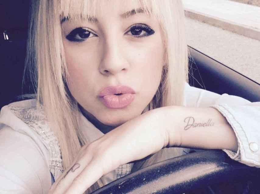 Raquel Sody Pérez, amante de Isco. También ha sido detenida.