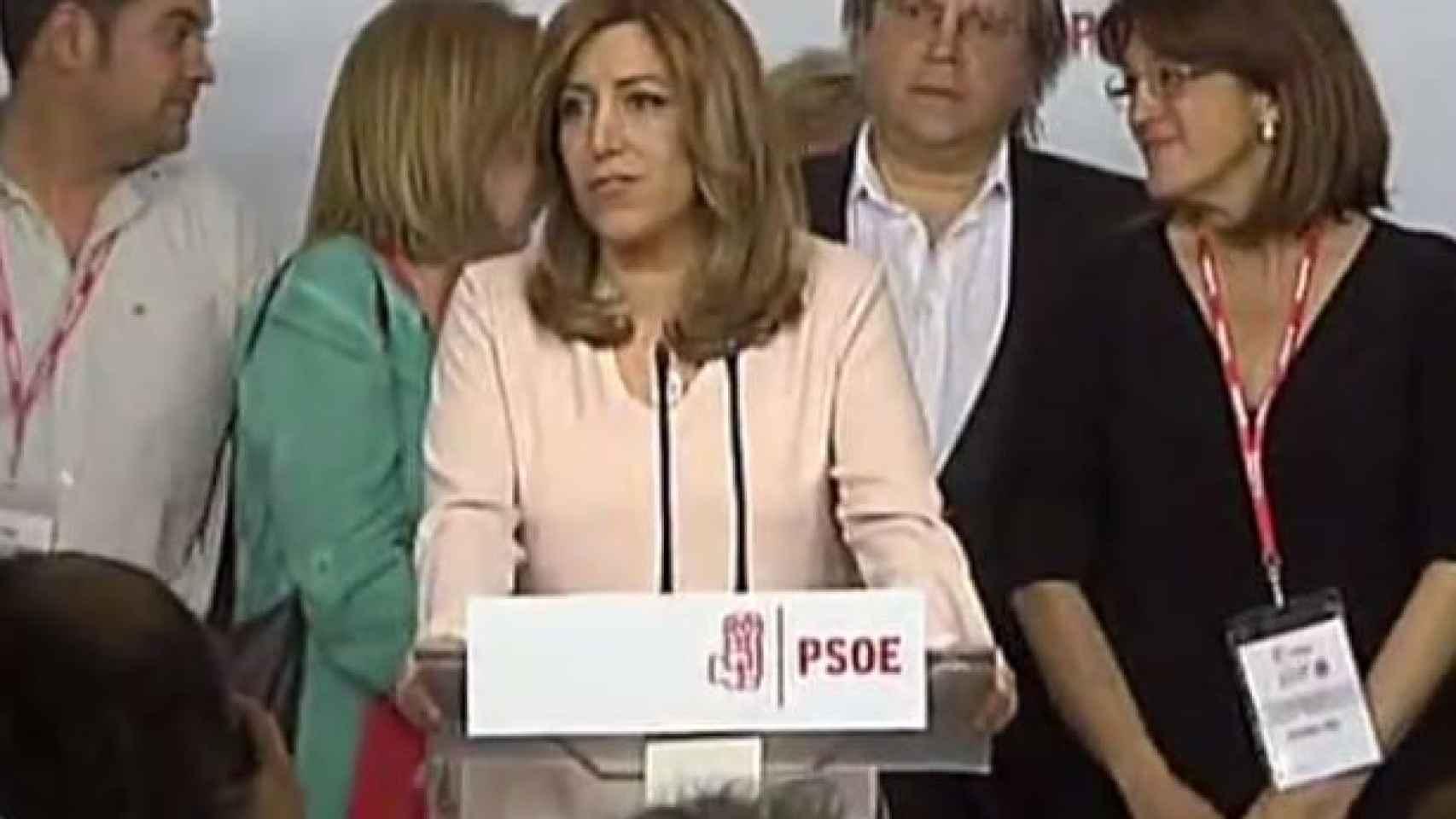 Intervención de Díaz.