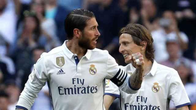 Sergio Ramos, Marcelo, Toni Kroos y Luka Modric lideran el mejor once de la década según la IFFHS
