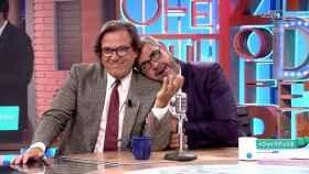 Pepe Navarro y Crispín se reúnen en TV 20 años después