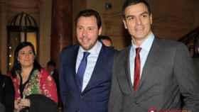 puente y pedro sanchez nueva economia forum 2
