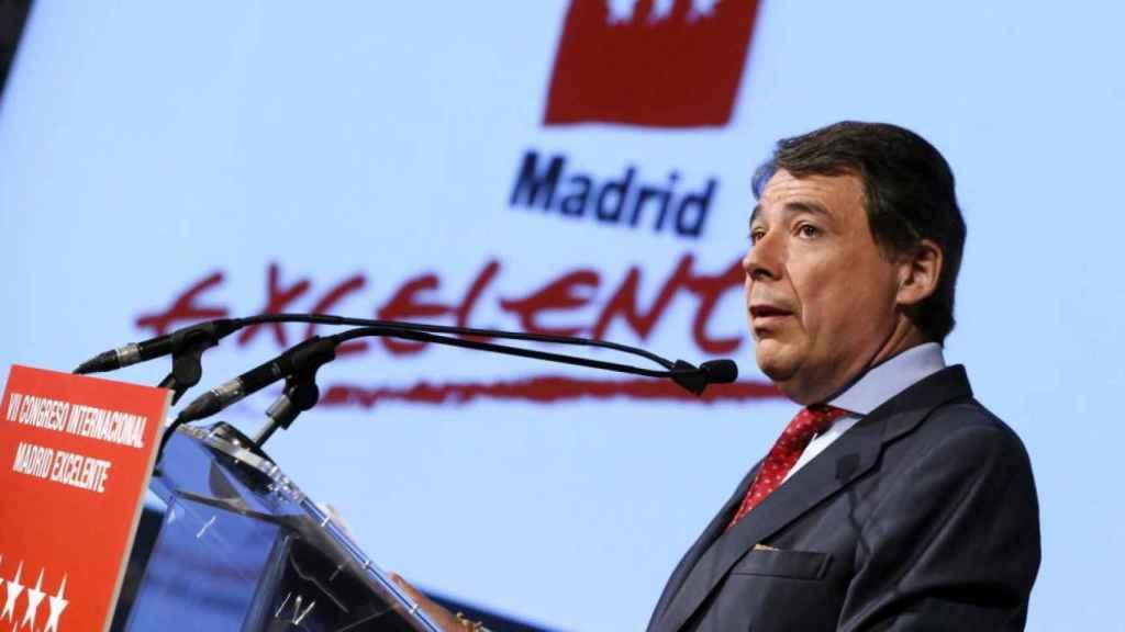 El expresidente de la Comunidad de Madrid Ignacio González