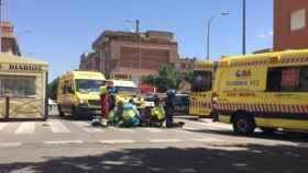 Mata de un puñetazo a un anciano que le recriminó su conducción temeraria en Madrid