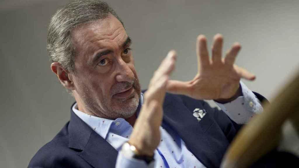 Carlos Herrera en una imagen de archivo.