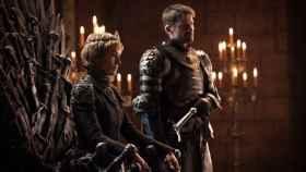 Cersei y Jamie en la séptima temporada.
