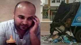 Mouhcine Fikri, de 31 años, era un vendedor ambulante de Alhucemas que fue triturado por un camión de la basura