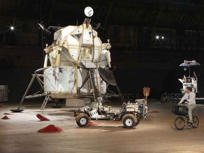 Parte del programa espacial de Sachs.