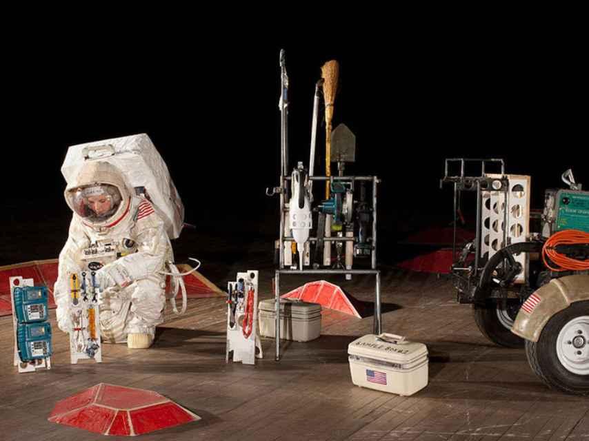 Parte del proyecto espacial de Sachs.