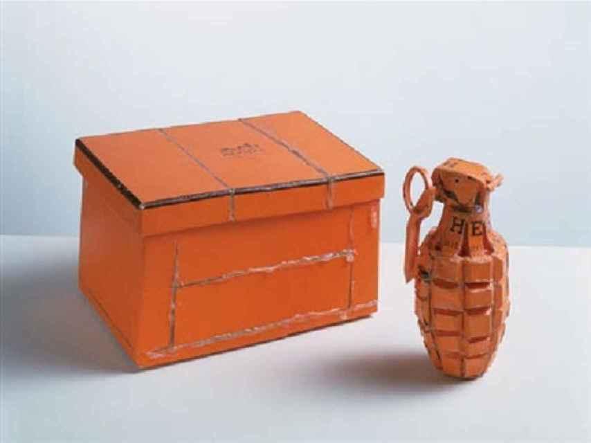 La granada de Hermés.