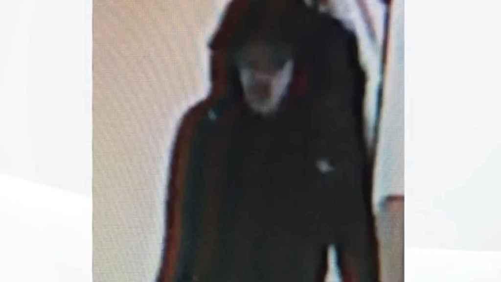Imagen del terrorista tres días antes del ataque