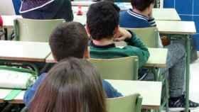 zamora colegio alumnos aulas 2