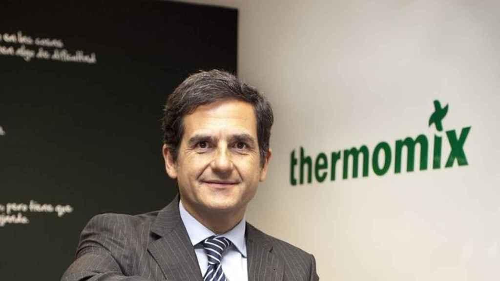 Ignacio Fernández-Simal, el director general de la compañía en España, en una imagen de archivo.
