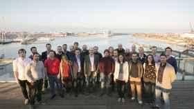 El equipo de Nextail.