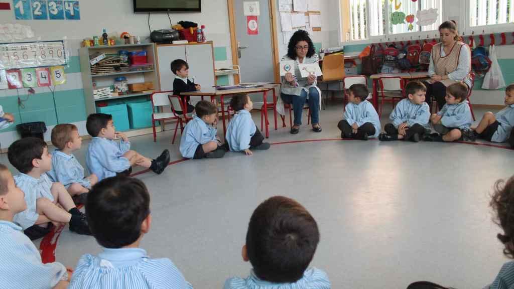Por el Colegio Altair de Sevilla han pasado en sus 50 años de historia más de 10.000 alumnos