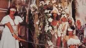 La fiesta y el sexo desenfrenado marcaban el carácter de las procesiones en Ibiza
