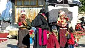 Los tibetanos llevan siglos viviendo a una altitud media de 4.900 metros.