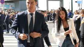 Cristiano Ronaldo y Georgina hacen saltar las alarmas de un embarazo