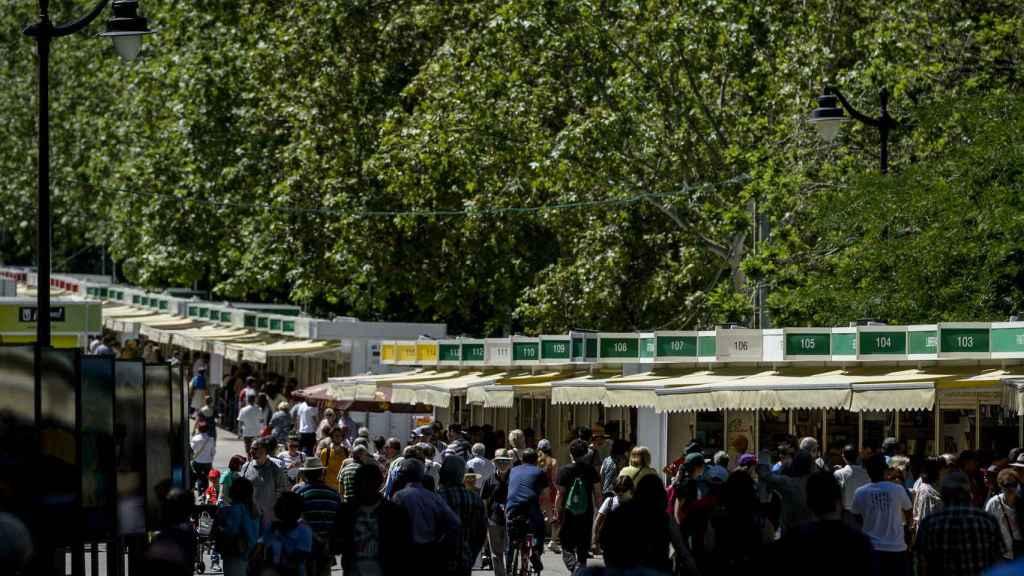 Imagen de la Feria del Libro 2016.