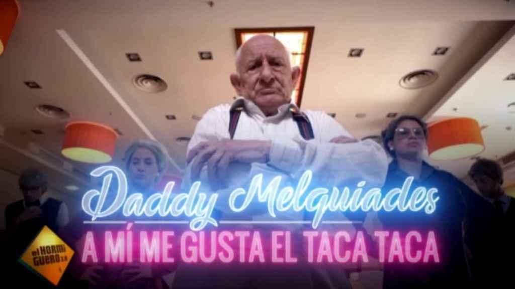 Dady Melquiades: estrella del reggeaton a sus 90 años